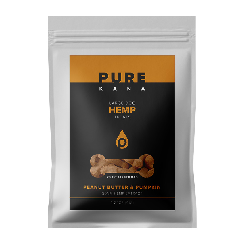 PureKana Hemp Dog Treats