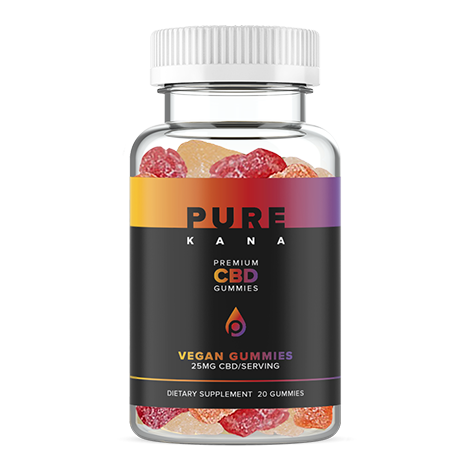 PureKana 20% Off CBD Gummies Coupon