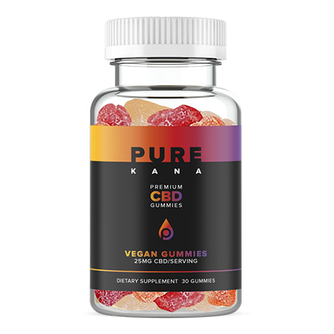 PureKana gummies oil coupon code