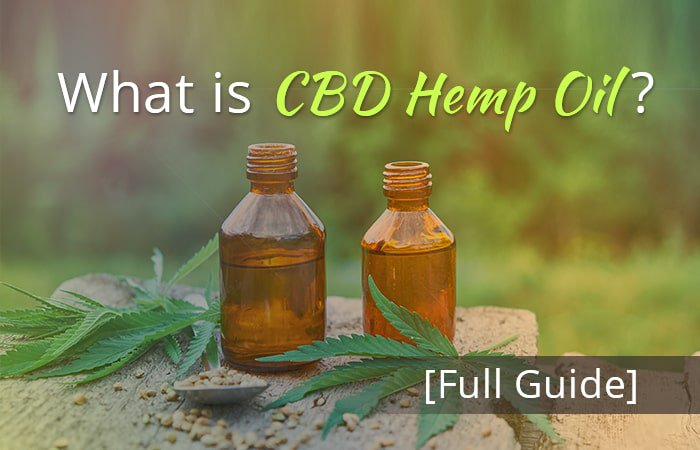 What is CBD Hemp Oil? [Full Guide]