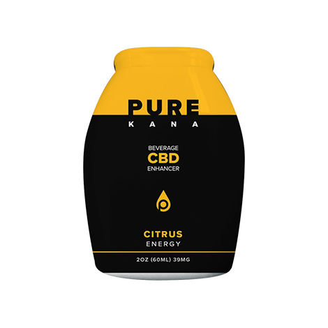 CITRUS (ENERGY) CBD BEVERAGE ENHANCER