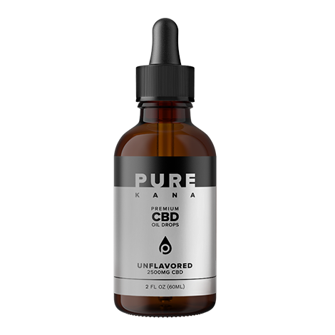 PureKana Unflavored CBD Oil
