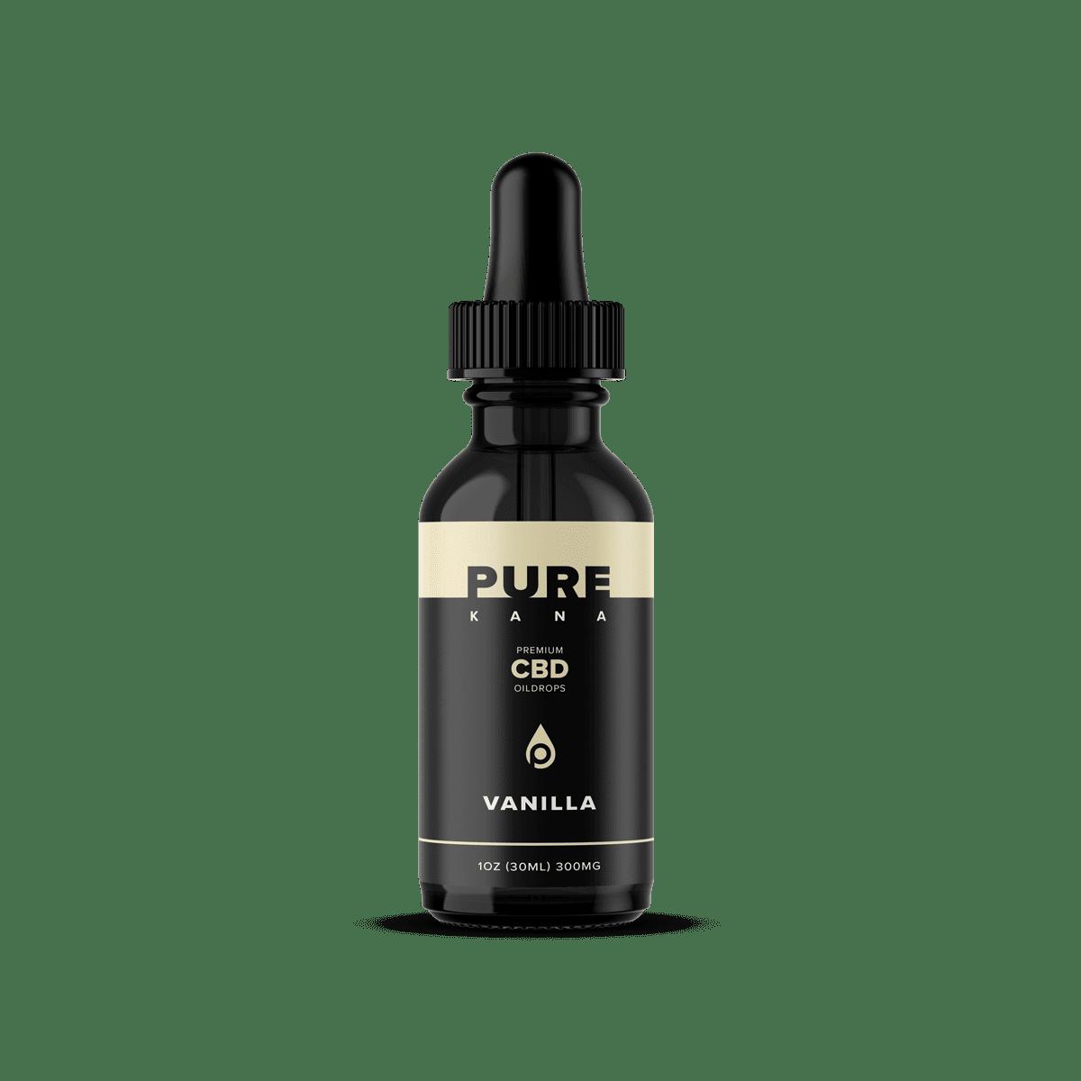 Vanilla CBD Oil 300mg