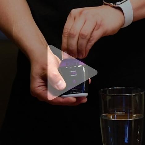 Mixed Berry (Sleep) CBD Beverage Enhancer