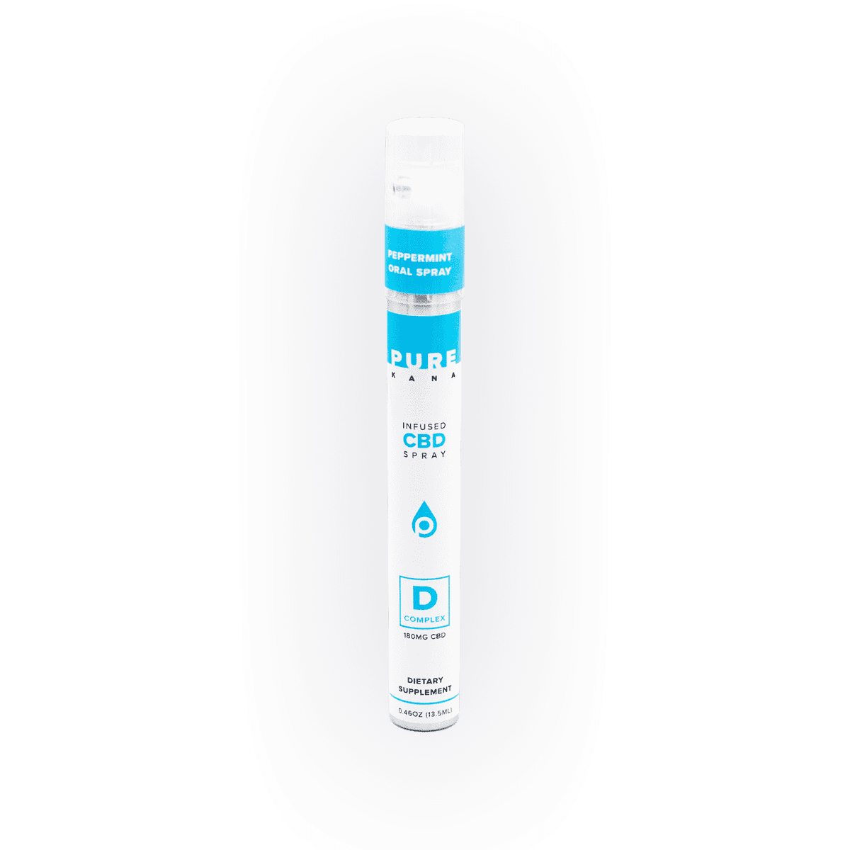 CBD Oral Spray Peppermint – 180mg CBD