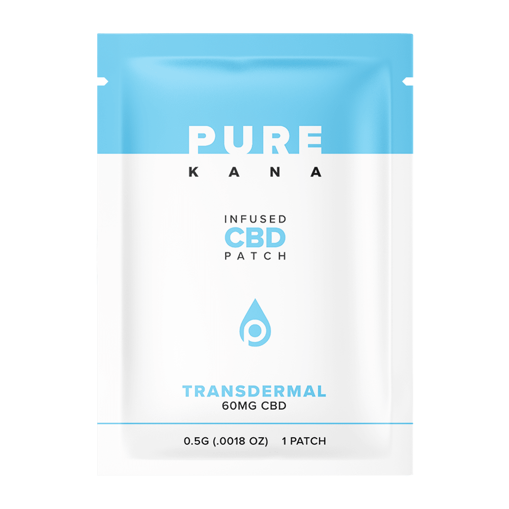 PureKana Transdermal Patch - 60mg