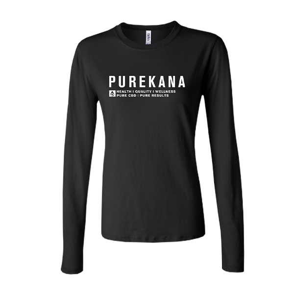 Pure Results Women's Longsleeve (Black)