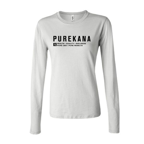 Pure Results Women's Longsleeve (White)